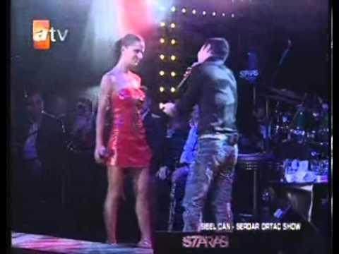 Serdar Ortac-En Büyük Aşkım canlı performans Serdar&Sibelshow
