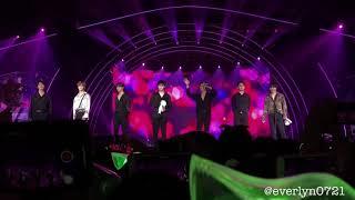 180616 GOT7 EYES ON YOU in Taipei - Jay Chou 周杰倫《甜甜的 Sweet》