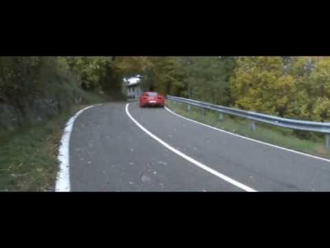 Ferrari 458 Italia, промо-видео