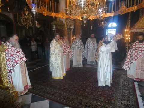 Ιερά Μονή Διονυσίου — Άγιο Όρος 7 Ιουλίου 2011