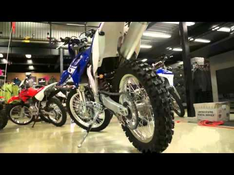 2012 Yamaha WR250 F Enduro Quick Review