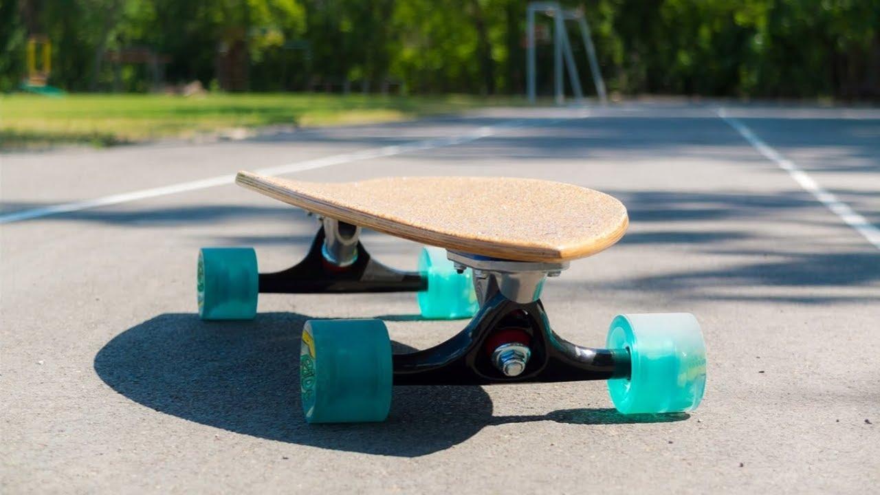 Как самому сделать скейтборд 183