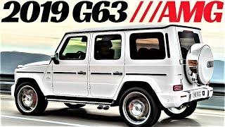 2019 MERCEDES BENZ G63 AMG !