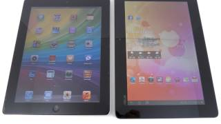Asus Transformer Prime vs Apple iPad 2
