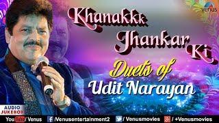 Download Duets Of Udit Narayan : Khanak Jhankar Ki | JHANKAR BEATS - Superhit 90's Songs Collection | Jukebox 3Gp Mp4