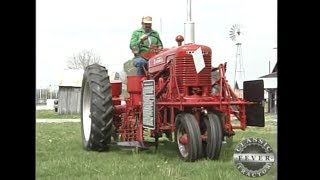 This Was International Harvesters First Attempt At No Till Farming - 1940 Farmall M