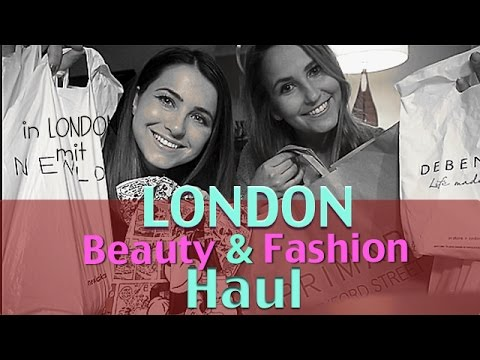 Beauty & Fashion HAUL London