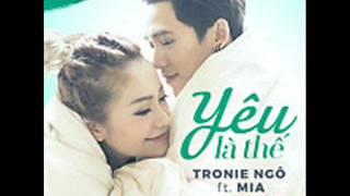 02 Ngoai Anh Ra Khong Con Ai Khac Dau - Tronie Ngo Ft. 1DEE (Album Yeu La The) (Single)