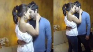Surbhi Jyoti & Barun Sobti Look  HOT In Their Web Series