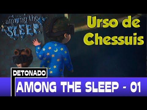 Among The Sleep Detonado Parte #1 - Urso de Chessuis [PT-BR]