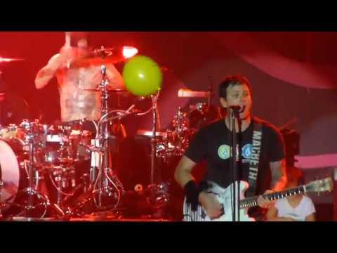 blink 182 Disaster Live at Sands Bethlehem Event Center
