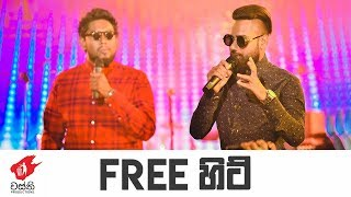 Free HIT - Wasthi Live on stage