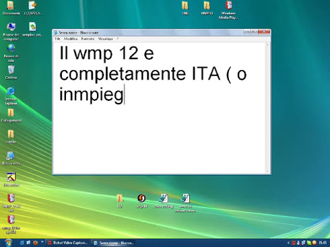 [ITA] Windows media player 12 su XP (only wmp 11).mp4