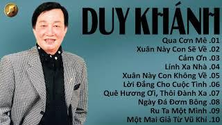 Duy Khánh | Bậc Thầy Nhạc Vàng - 10 Ca Khúc Nhạc Vàng Hải Ngoại Duy Khánh Đã Đi Vào Lòng Người