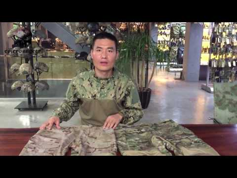 Emersongear Tactical G2 and G3 Pants Differences
