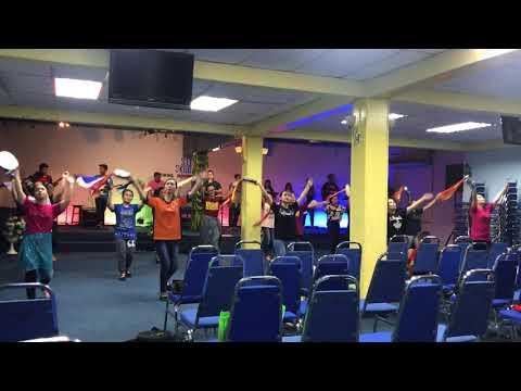 TAK TERTANDINGI - SIB ZON SELATAN (DANCE PATTERN)