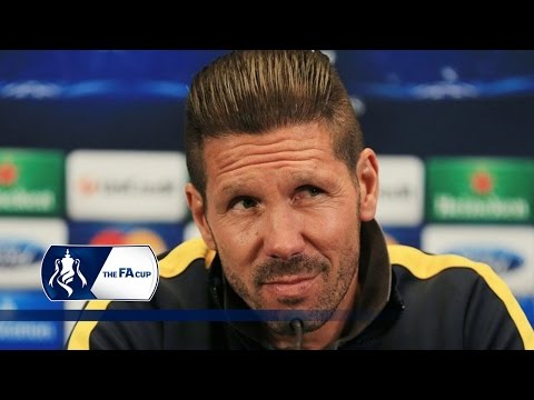 Learning from Diego Simeone | The FA Cup Third Round