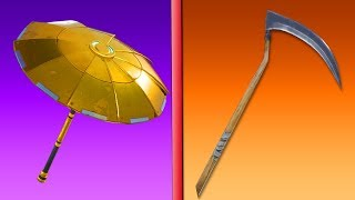 TOP 5 ZELDZAAMSTE ITEMS! - Fortnite Battle Royale