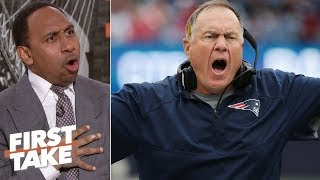 The Miami Miracle is Bill Belichick's fault - Stephen A. l First Take
