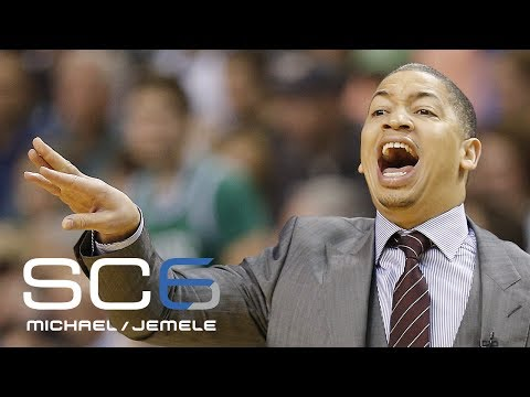 Tyronn Lue Says Celtics Are Harder To Guard Than Warriors