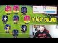 Diese krasse 197 RATED Fut Draft Challenge ist 1000% UNMÖGLICH!- Fifa 18 Ultimate Team