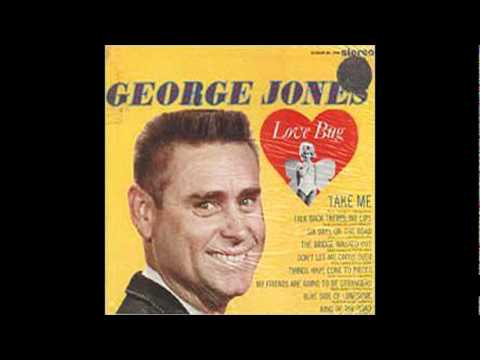 George Jones - Six Days On The Road