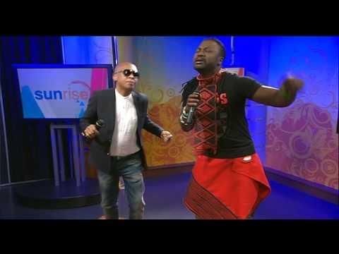 etv sunrise interviews Ntando wabantu