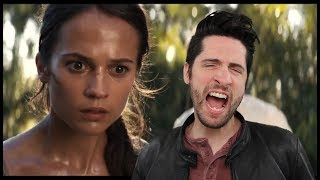 Tomb Raider - Trailer 2 Review