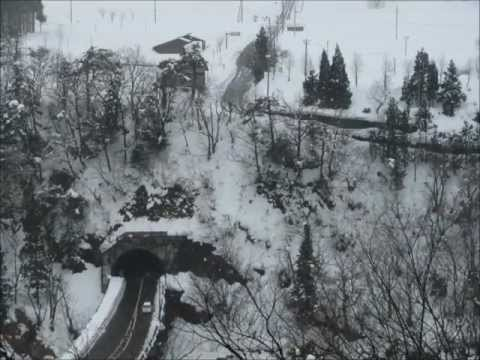 My Trip through Japanese Alps
