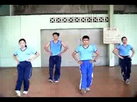 thể dục nhịp điệu lớp 11