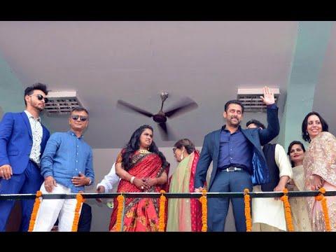 Must Watch: Salman Khan's Special Speech At Arpita-Aayush's Wedding Reception In Mandi