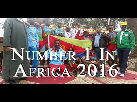Eritrean Sport News - Cycle - Eritrea is Number 1 in Africa 2016