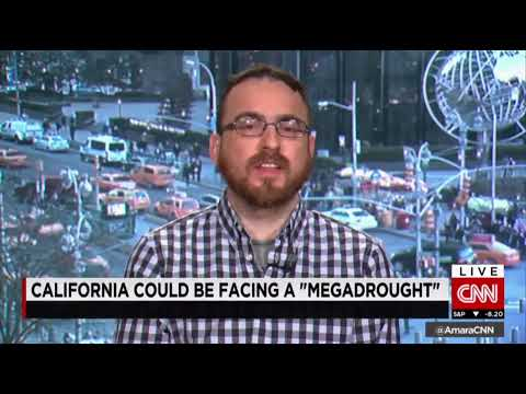 NASA Researcher: California's Drought Worst in 1000 Years
