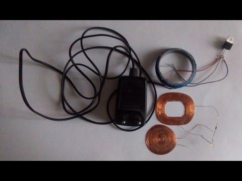 Беспроводная зарядка своими руками запрещенная технология 75