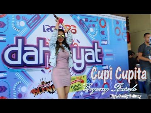 Download Lagu Cupi Cupita - Goyang Basah - Dahsyat RCTI 24 Agustus 2015 Bandung MP3 Free