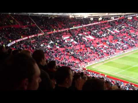 Michael Carrick Chant vs Norwich [02.03.2013]