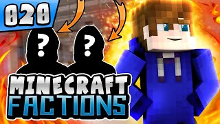 FACTIONS LEADER MEETING! | Minecraft COSMIC Factions! #20 ( Cosmic PvP Pleb Planet )