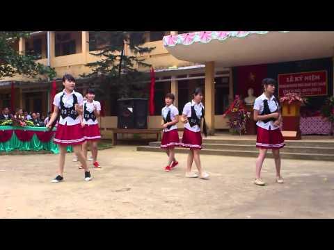Roly Poly Trường Thpt Bắc Lương Sơn video