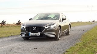 Mazda 6 is now the best car in the class but there's a fuel tank problem