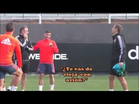 Phil Neville, The Boss del Valencia CF