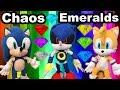TT Movie: The Chaos Emeralds