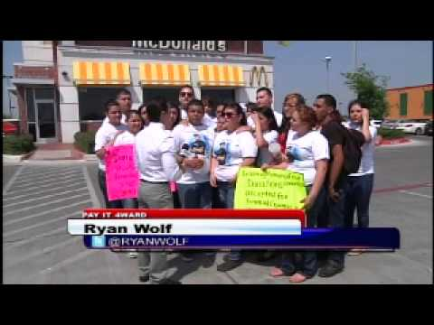 Friends honor Jesus Moreno;earn Pay it 4ward prize