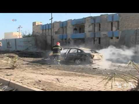 Islamic Militants Fight in Iraq; War in Syria Spills Over