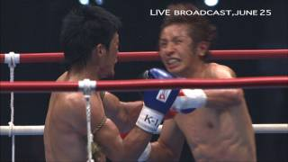 Highlights of K-1 MAX -63kg Japan Tournament 2010