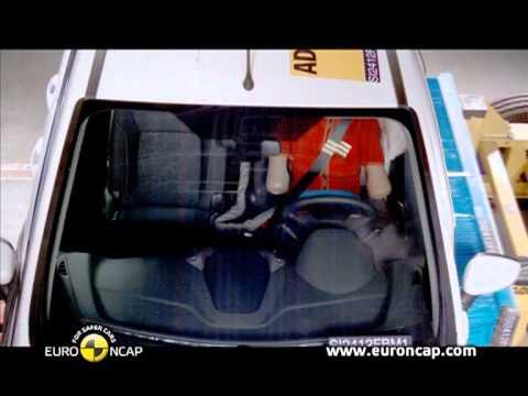 Euro NCAP | Ford B-Max | 2012 | Краш-тест