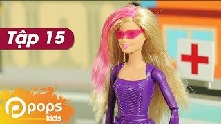 Chị Hai Bé Xíu- Tập 15 - Barbie Siêu Điệp Viên - Búp Bê Barbie