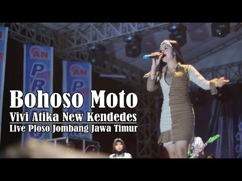 Bohoso Moto - Vivi Artika New Kendedes Live Ploso Jombang AN Promosindo