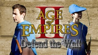 Age of Empires 2: Defend the Wall