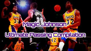 Magic Johnson: The Ultimate Passing Compilation