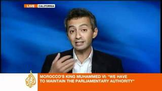 Interview with Ahmed Benchemsi about Morocco reforms